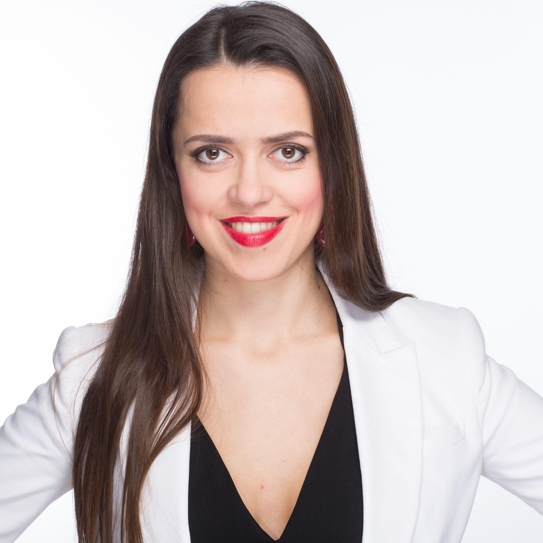 Oxana Voytenko Agentin Stageperform